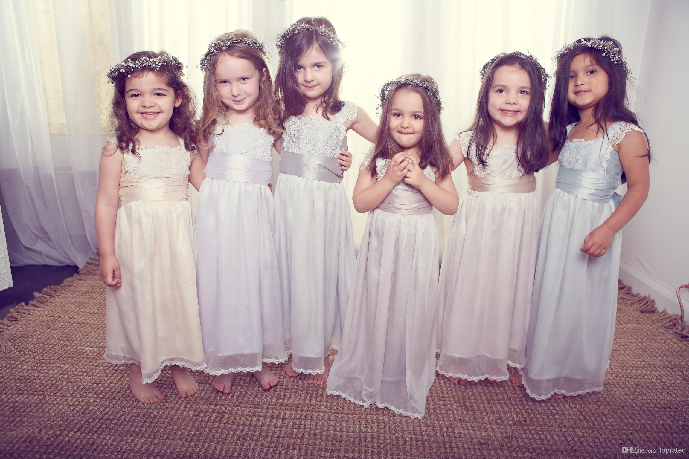 Lizelles bridal dresses whats a wedding without a flower girl ombrellifo Choice Image